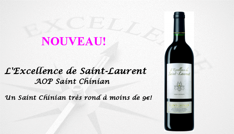 Excellence - Saint Chinian Rouge