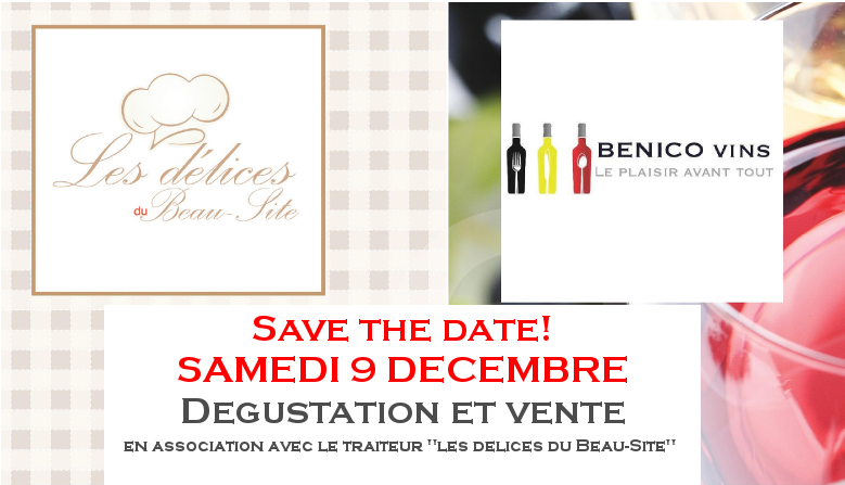 Save the Date Beau Site