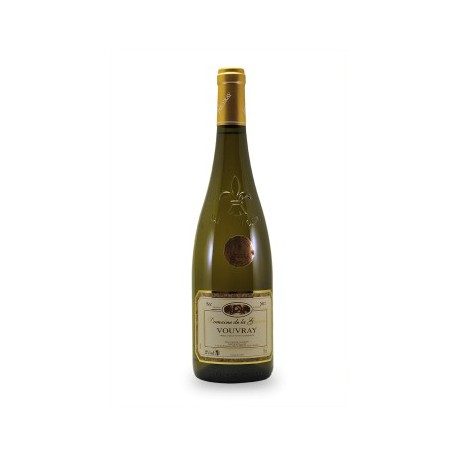 Vouvray sec 2012