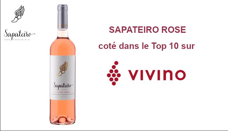 Sapateiro rosé sur Vivino