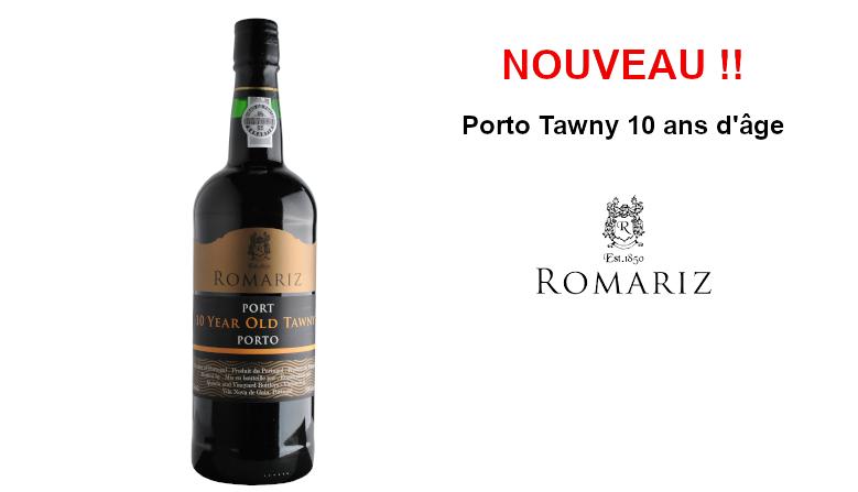 Porto Romariz Tawny 10 ans